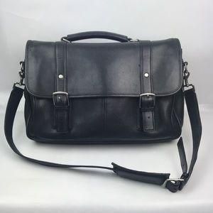 Vintage Coach Laptop Carrier/ Messenger Bag